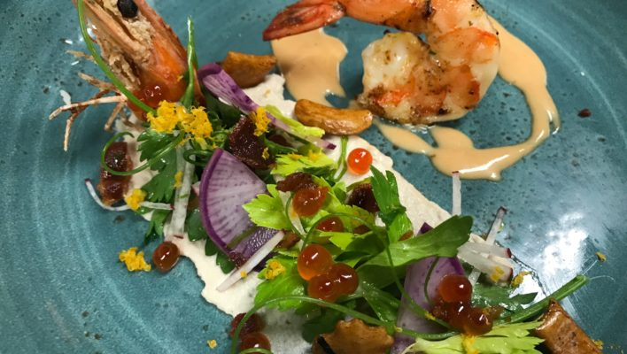 """Three's Gives Maui a """"Grand Taste"""" at AgFest"""